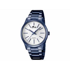 Reloj Para Caballero Color Azul