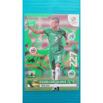 Adrenalyn Copa America 2016 Juan Carlos Arce Card #46