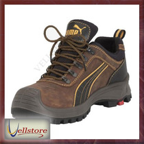 Botas Puma Hombre Safety Sierra Nevada Eh Low Safety Toe