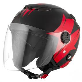 Capacete Aberto Pro Tork New Atomic Superbike - Vem. Ducati