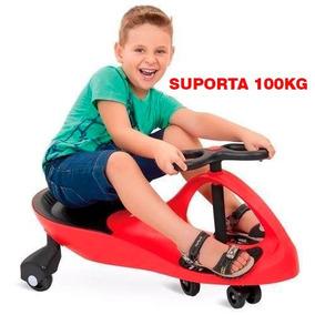 Carrinho Gira Gira Car Ecológico Rolimã Crianças Promoção