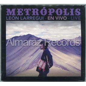 Leon Larregui Metropolis En Vivo Cd+dvd
