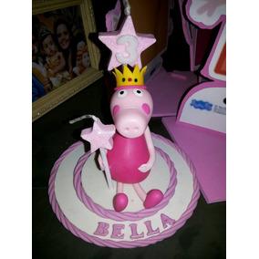 Topo De Bolo Peppa Pig 25,00