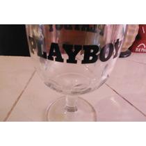 Copa Playboy Black Logo Retro Vintage De Coleccion