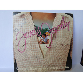 Compacto Janis Joplin / Vinil / 1970 / Frete Grátis