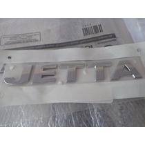 Emblema Tampa Traseira Jetta E Variant - Original