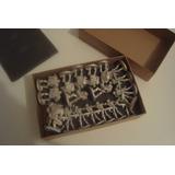 Miniaturas De Chumbo Rpg Heroclix D&d Mk Legions Of Stell