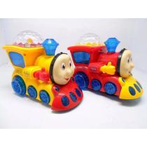 Brinquedo Trem Trenzinho Thomas Com Luz E Som Infantil Locom