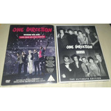 One Direction / Cd Four Deluxe + Dvd Where We Are Show
