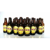 Casco De Cerveja Litrão Caixa Com 12 Unidades