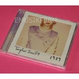 Taylor Swift - 1989 ( Nuevo Sellado ) - Emk