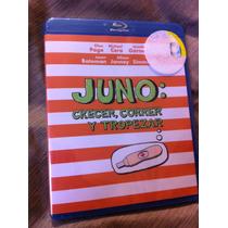 Juno - Crecer Correr Y Tropezar - Ellen Page - Michael Cera