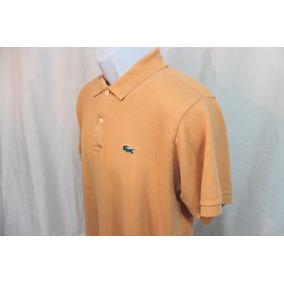 Excelente Camisa Lacoste Caballero Mediana Talla 5