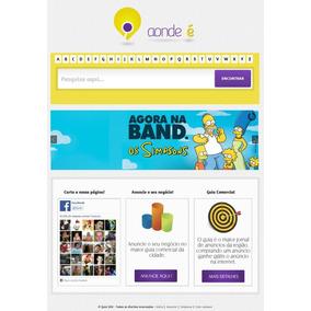 Script Guia Comercial 2013 Em Php Com Facebook E Busca 5.0