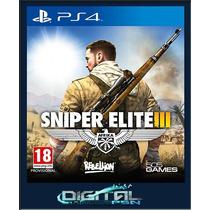 Sniper Elite 3 Ps4 Legendado Pt Br Código Psn Envio Imediato