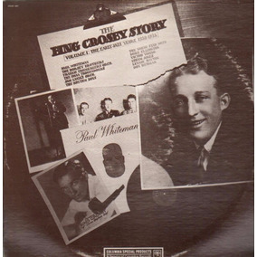 The Bing Crosby Story Vol 1. 2 Kcts Semnvos Recop. Orig 1967