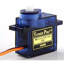 Mini Micro 9g 1.6kg Servo Sg90 Para Rc 250 450 Tower Pro