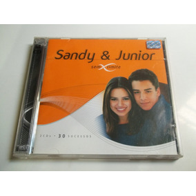Sandy E Junior - Cd Duplo - Coleção Sem Limite - Raro!!!!