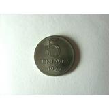 Moeda 5 Centavos 1975 Aço Inox Data Escassa !!!