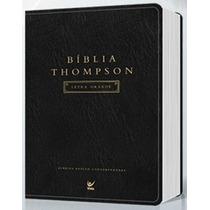 Bíblia Thompson Letra Grande + Bíblia Da Mulher Rc Grande