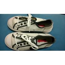 Zapatillas Nº34-plantilla Mide 22,5cm.-la Suela Mide 24,5cm.
