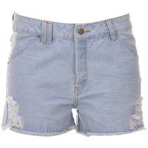 Kiminis - Bermuda Kiminis Jeans Nº 38 - 100% Original