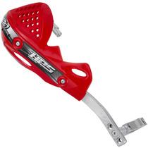 Protetor De Mão Manete Pro Tork Hps Alma Alumínio Vermelho