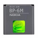 Bateria Bp-6m Celular Nokia N73 N77 N93 6288 9300 Original