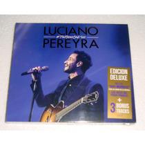 Luciano Pereyra Tu Mano En Vivo Cd+dvd Deluxe