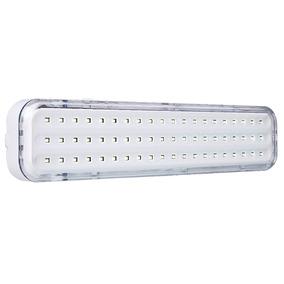 Lâmpada Luminária Luz Emergência Recarregável 60 Leds Bivolt
