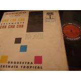 Jch- Orquesta Resenata Tropical Cha Cha Cha Solamente Lp