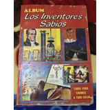 Álbum Los Inventores Sabios