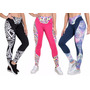 Kit 3 Legging