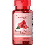 Raspberry Ketone | Cetonas De Frambuesa | 60x500mg Made Usa