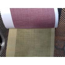 Tela De Cortineria Importada A/320 Cms Colores Varios