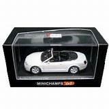 Minichamps 64 - Bentley Continental Ctc 2007- 1/64