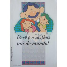 Brasil 1999 Aerograma Dia Dos Pais - Homem E Crianças
