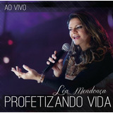 Cd Léa Mendonça Profetizando Vida Ao Vivo Mk B11