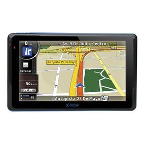 Gps Navigator 7 X-view Mapas Tv Digital Tda Alerta Velocidad