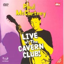 Dvd Paul Mccartney Live At The Cavern Club