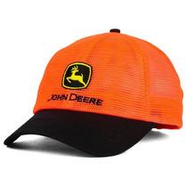 Boné John Deere Original Novo Com Tela Barato Importado