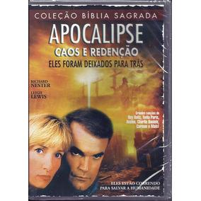 Dvd Apocalipse Caos E Redenção (edição_gospel)