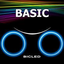 Bicled Basic Luz Bicicleta Rueda Led Sensor Sos Moto