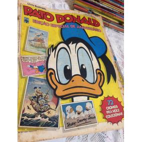 Álbum Raro Pato Donald Completo E Em Perfeito Estado