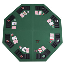 Mesa Cubierta De Poker 48 Pulg Eb