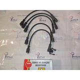 Cables De Bujias Renault Twingo Motor 1.2 8v 94-97 Ngk