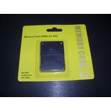 Cartão Memória Memory Card Playstation Psp2 8mb Frete Grátis