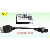 Cable Obd2 16 Pines Obd1 Chrysler Ford Mazda Toyota Renault