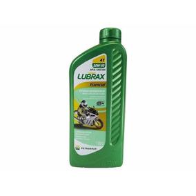 Oleo Lubrax Essencial Moto 4t- 20w50 Mineral Kit C/10 Litros