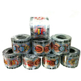 Rollo 3000 Tapas Plásticas Selladora Vasos Frappe Industria